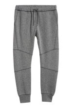 Joggers - Dark grey marl - Men | H&M CN 2
