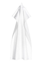 2-pack guest towels - White - Home All | H&M CN 2