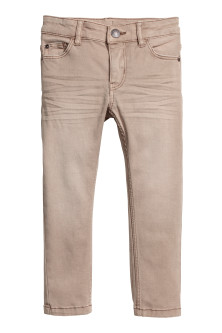 Stretch trousers