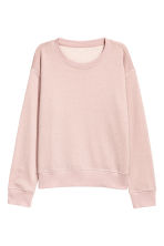 Sweater met glitters - Roze/glitters - DAMES | H&M BE 2