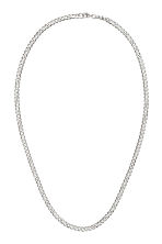 Metal necklace - Silver-coloured - Men | H&M CN 1