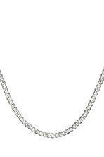 Metal necklace - Silver-coloured - Men | H&M CN 2