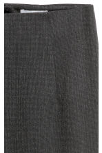 Pencil skirt - Dark grey - Ladies | H&M CN 3