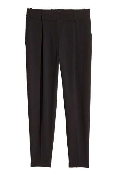 Pantaloni - Nero - DONNA | H&M IT