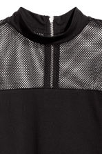 Jersey top - Black - Ladies | H&M IE 3