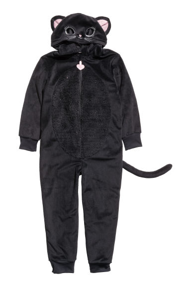 Fancy dress costume - Black/Cat - Kids | H&M