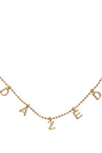 Necklace with pendants - Gold-coloured - Ladies | H&M CN 2