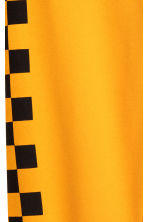 Sweatpants with a print motif - Bright yellow - Men | H&M CN 2