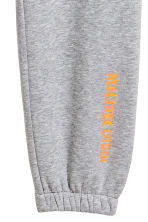 Sweatpants - Grey marl - Men | H&M CN 4