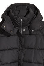 H&M+ Padded jacket - Black - Ladies | H&M IE 3