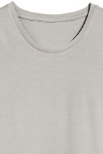 T-shirt thermo-isolant - Gris chiné - HOMME | H&M FR 3
