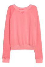 Sweatshirt - Pink - Ladies | H&M IE 2
