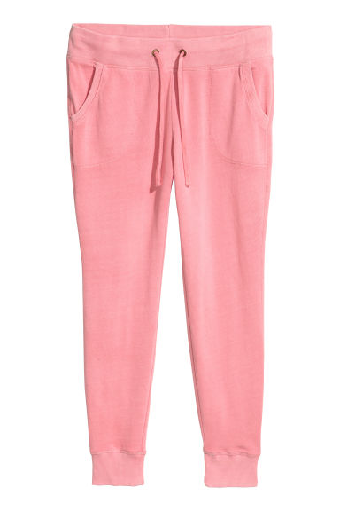 Pantalon jogger - Rose -  | H&M BE
