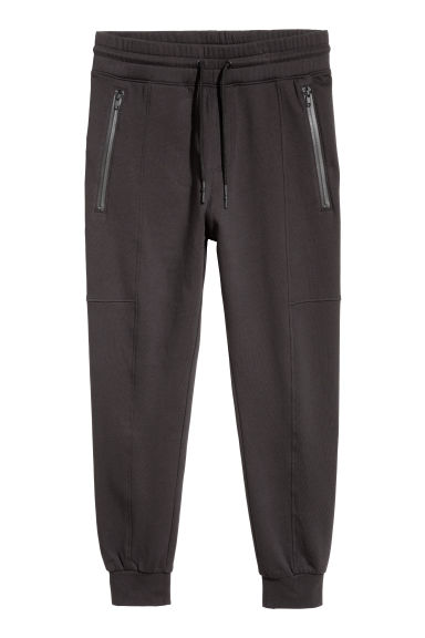 Joggers - Anthracite grey - Men | H&M
