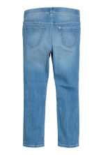 Jegging van superstretchdenim - Denimblauw -  | H&M BE 3