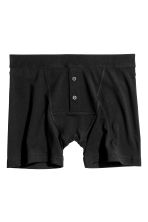 2-pack boxer shorts - Black - Men | H&M 3