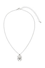 Short necklace - Silver-coloured - Ladies | H&M 1