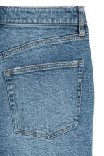 Denim short met studs - Denimblauw/studs - DAMES | H&M NL 3