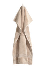 Cotton hand towel - Beige - Home All | H&M IE 2