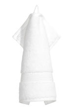Carré de toilette en coton - Blanc - Home All | H&M FR 2