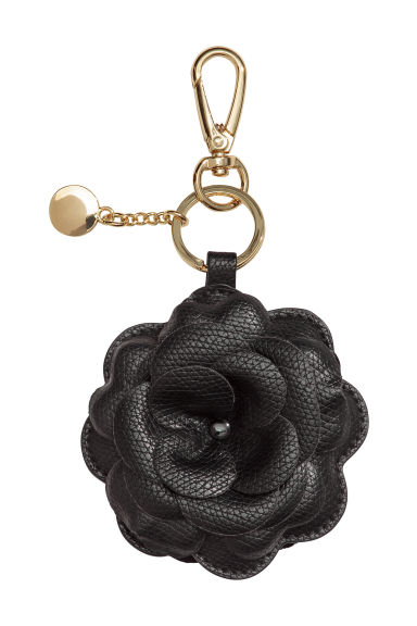 Keyring - Black - Ladies | H&M