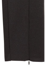 High-waisted trousers - Black - Ladies | H&M CN 3