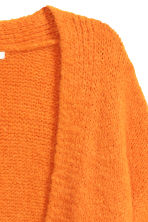 Kofta i ullmix - Orange - DAM | H&M FI 3