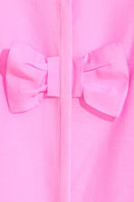 Bow-detail Dress - Pink - Ladies | H&M CA 3