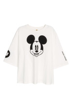 Wit/Mickey Mouse