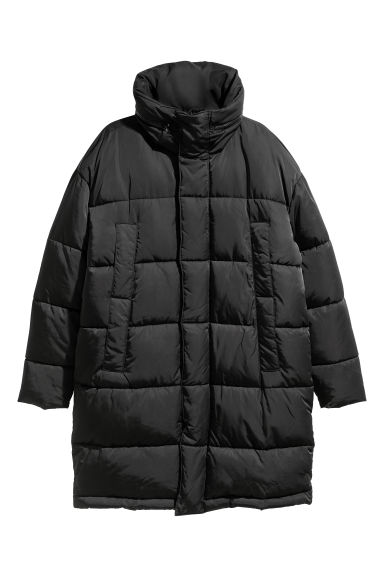 Padded jacket - Black - Men | H&M CN 1