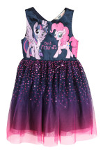 Mauve/My Little Pony