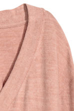 V-neck top - Old rose - Ladies | H&M IE 3