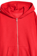 Hooded jacket - Red - Ladies | H&M CN 3