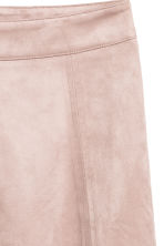 Knee-length skirt - Powder pink - Ladies | H&M 3