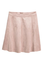 Knee-length skirt - Powder pink - Ladies | H&M 2