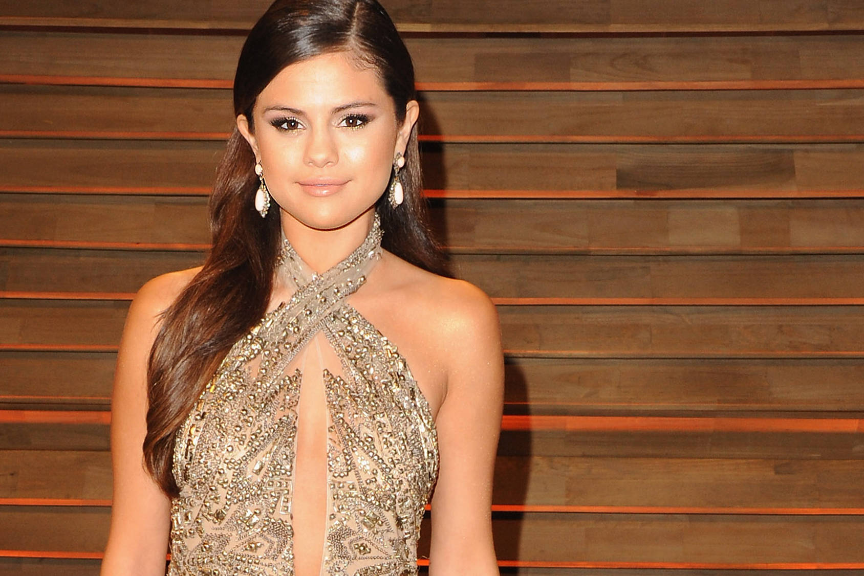 From glamour at the Oscars to everyday denim – Selena Gomez can dress to impress, Getty Images.