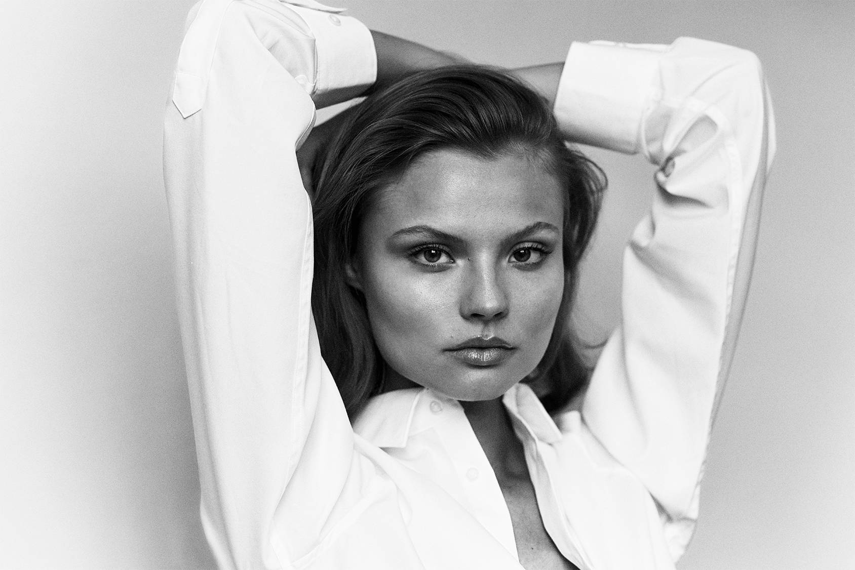 TOP MODEL SECRETS: MAGDALENA FRACKOWIAK
