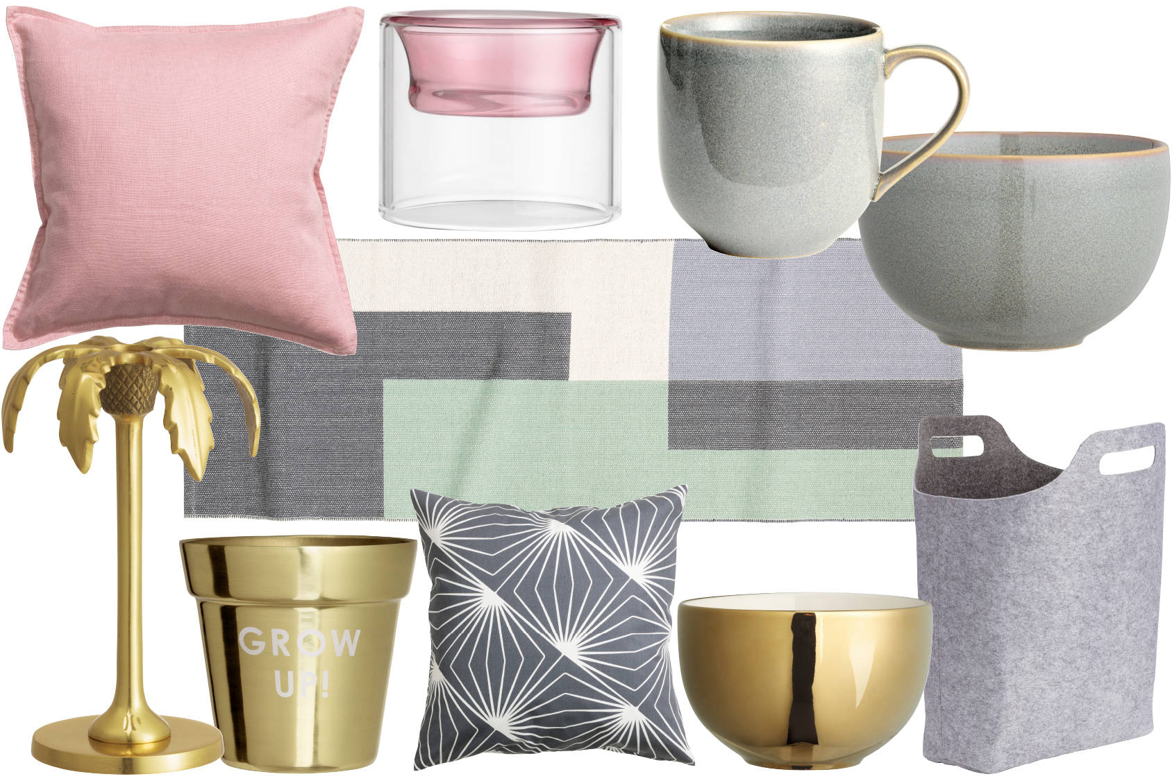 THE H&M HOME HOT LIST, W.8