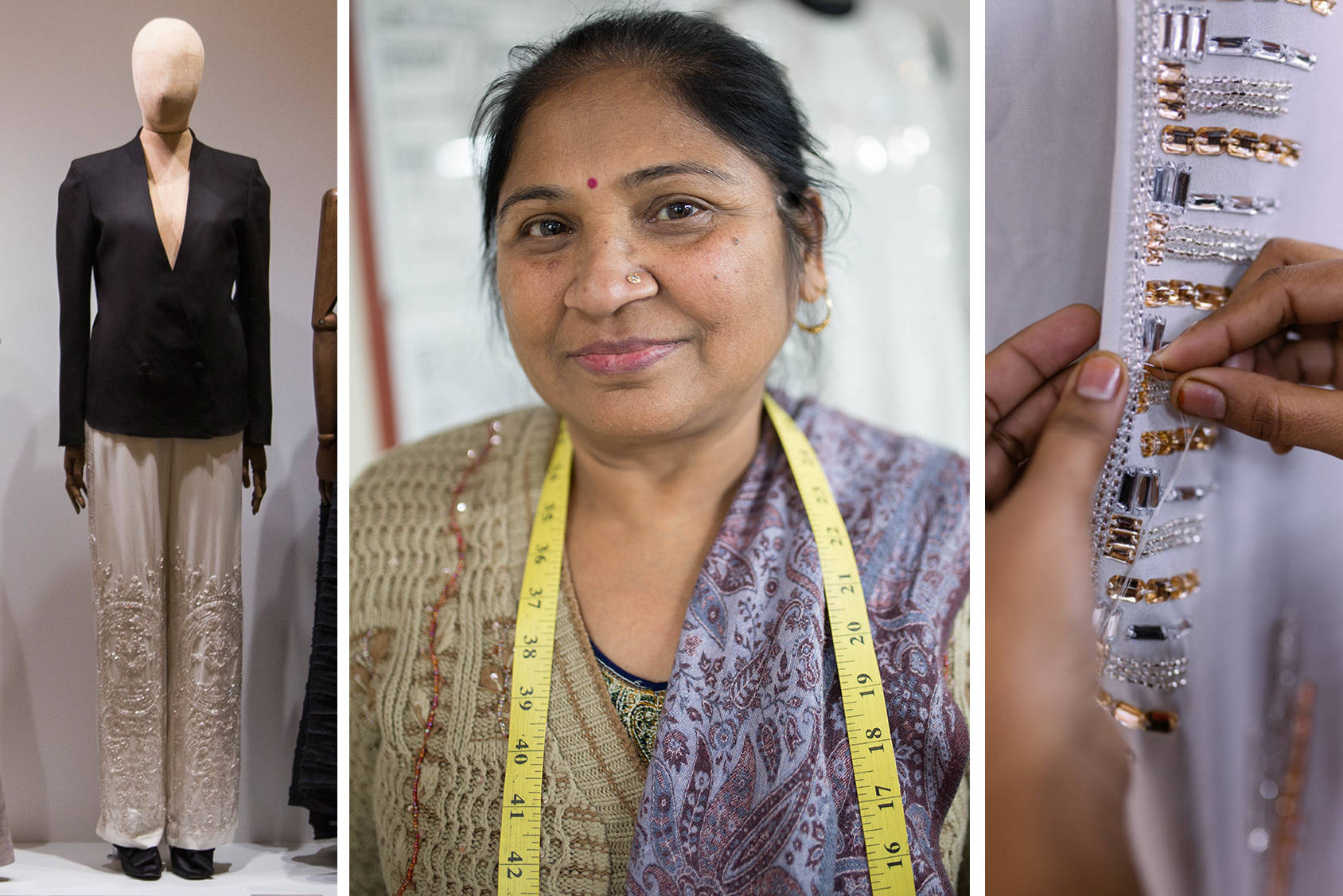MEET THE PERSON BEHIND THE GARMENT