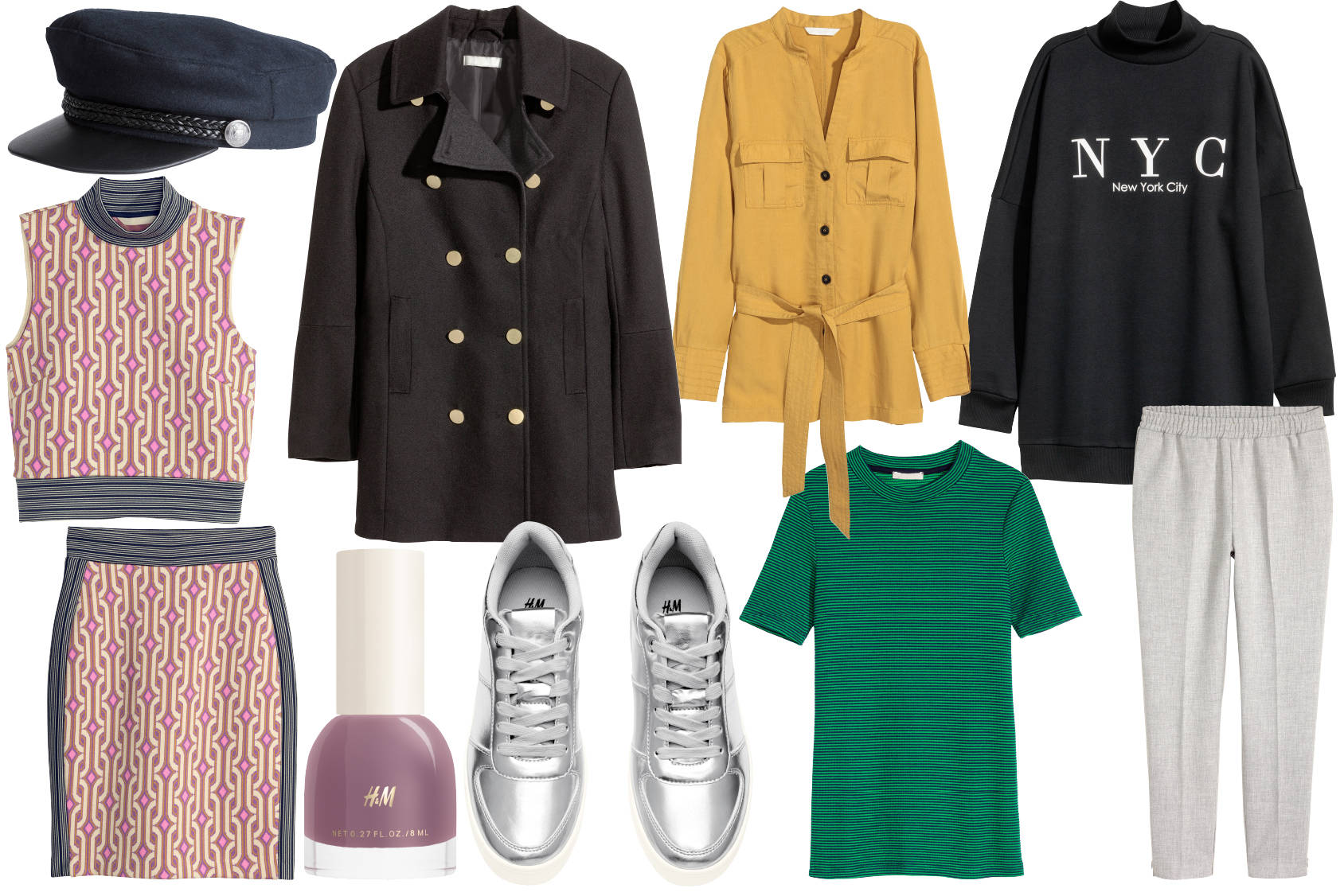 THIS WEEK'S FASHION FINDS, WEEK 2.