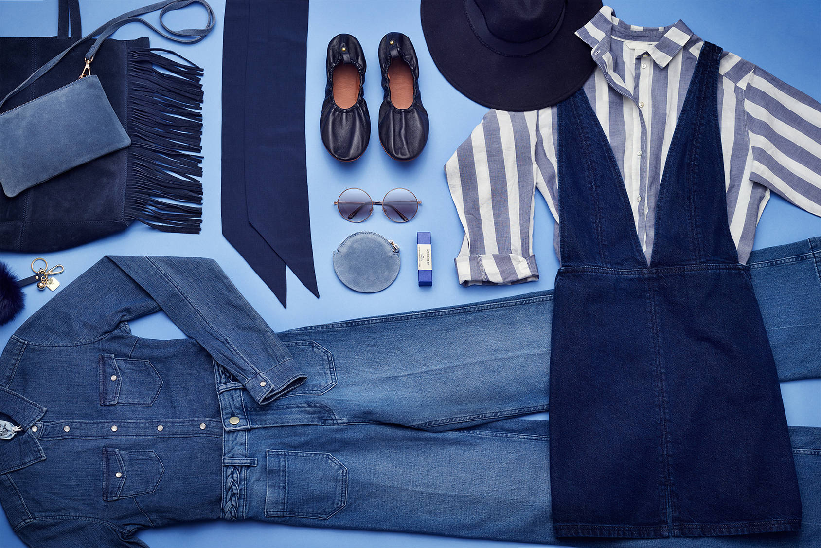 DENIM FOR THE NEW SEASON
