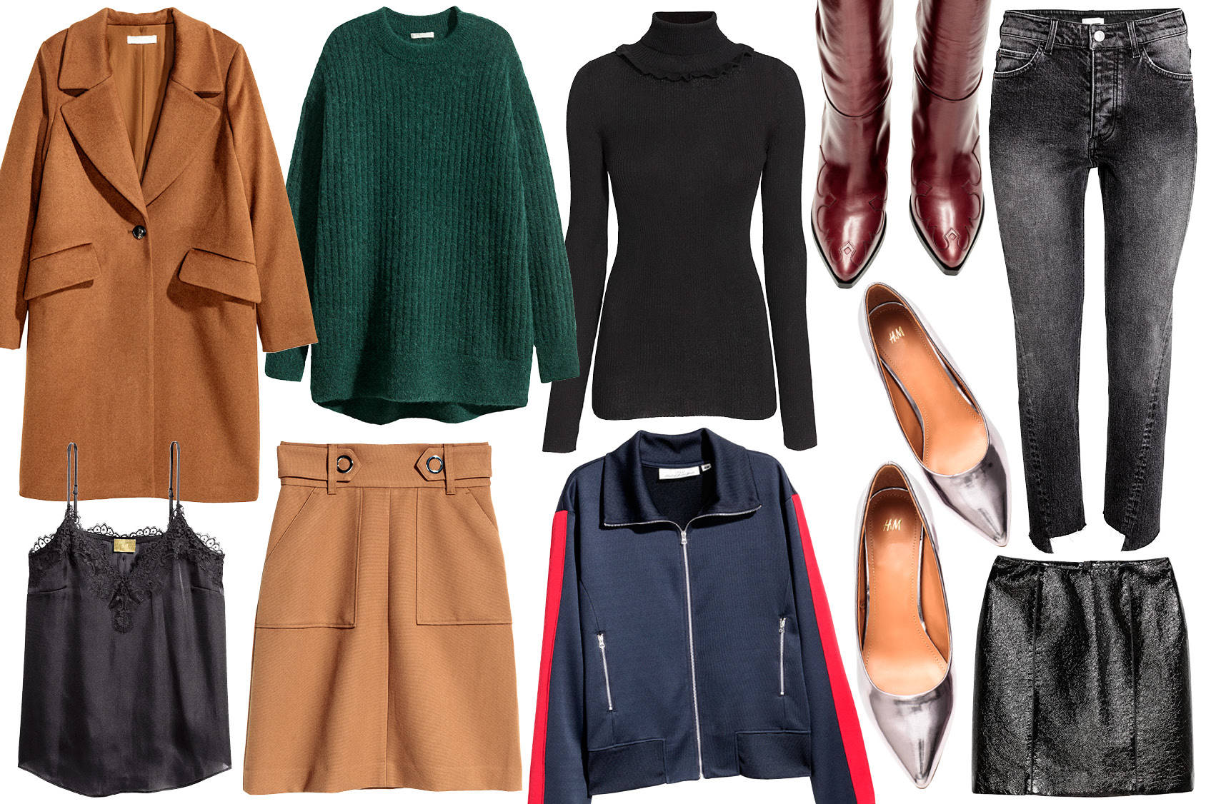 10 FASHION ITEMS YOU NEED THIS FALL