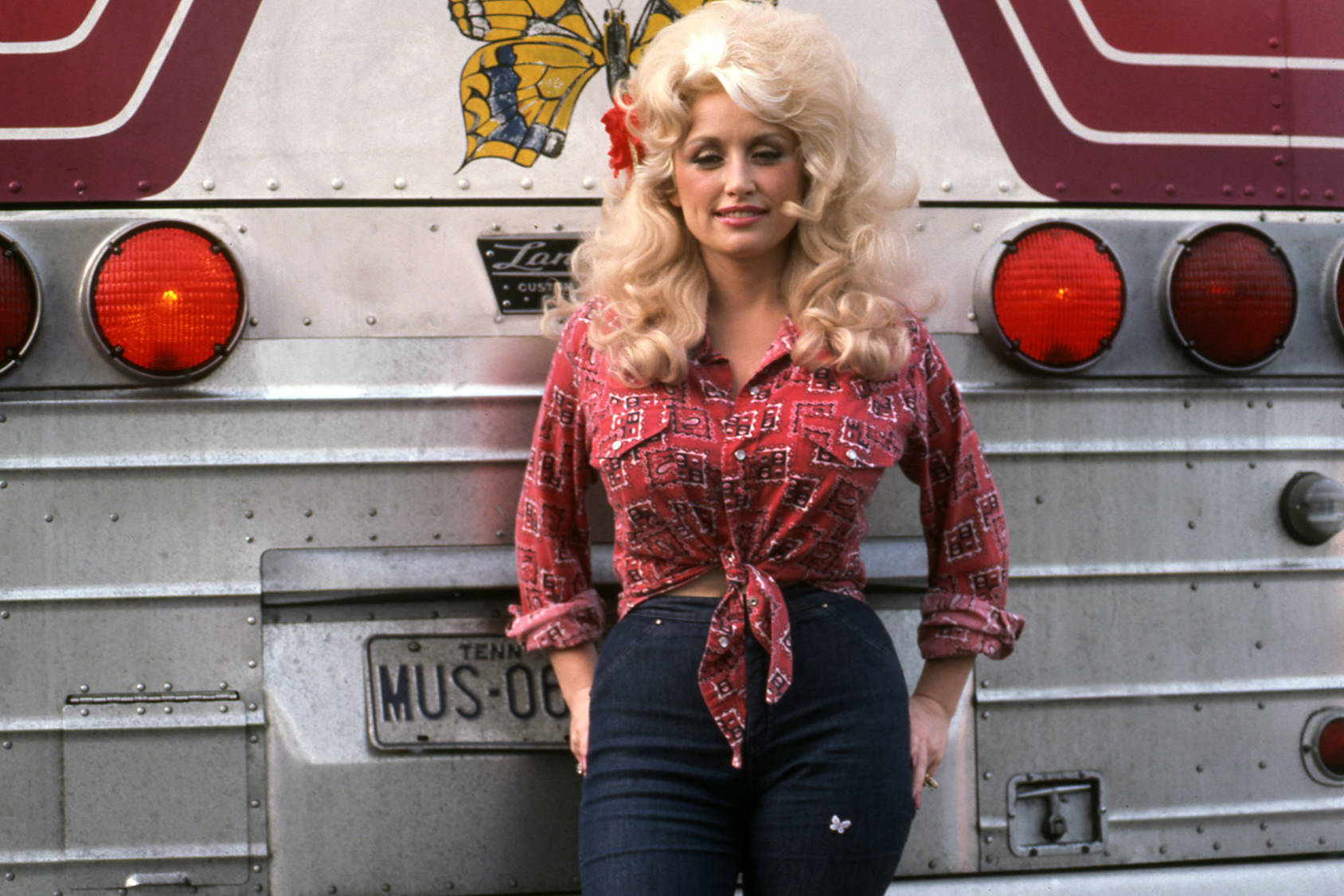 Music legend Dolly Parton turns 70 on 19 January, Getty Images.