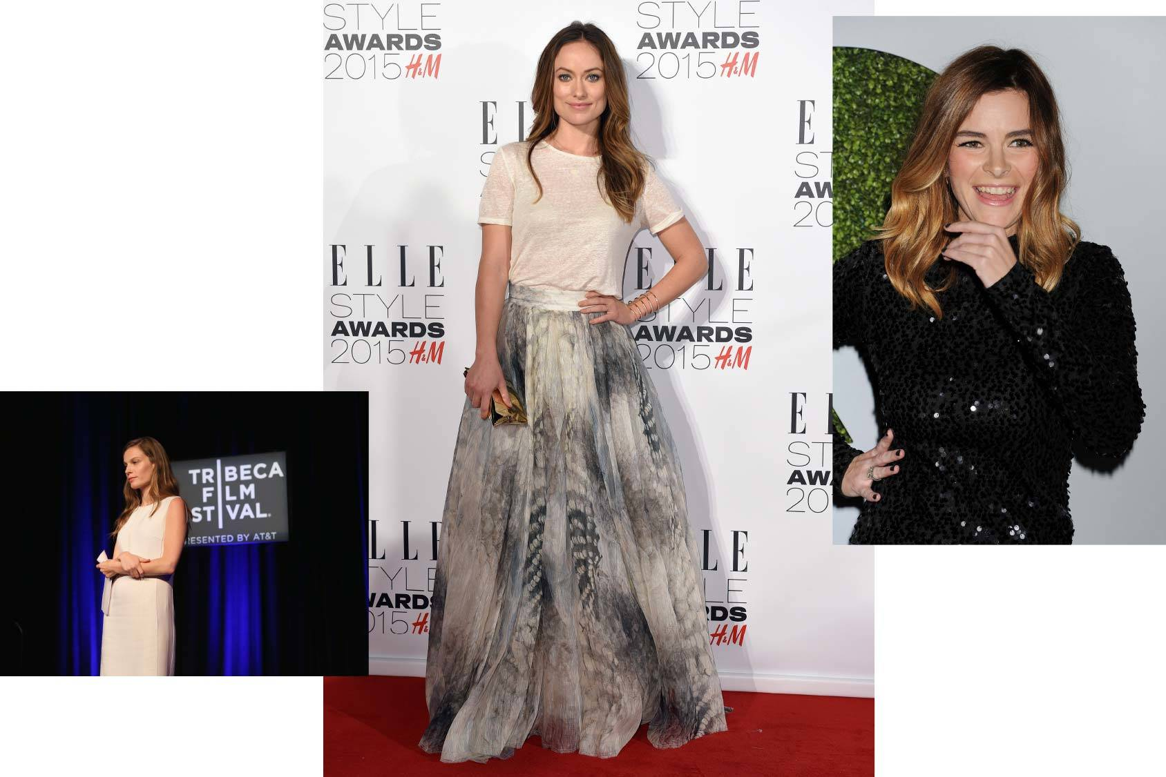 Olivia Wilde follows Tribeca Film Festival and Kelly Oxford, Getty Images.