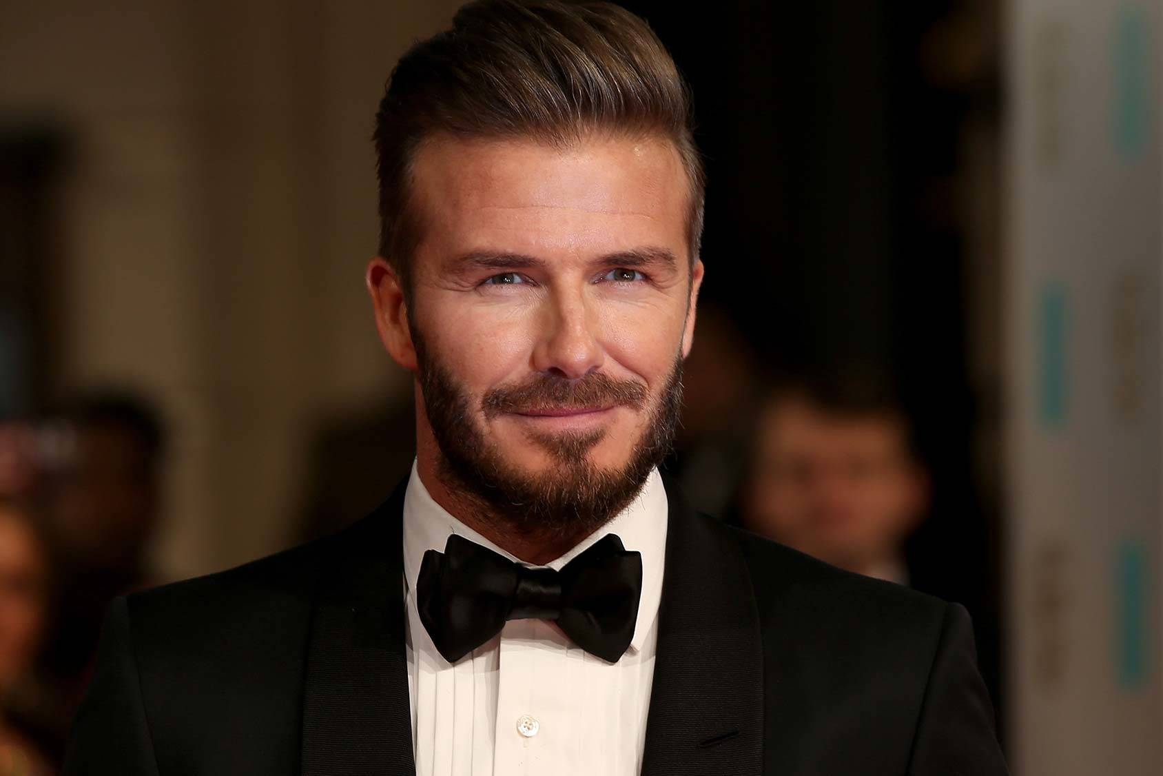 David Beckham turns 40 this weekend, Getty Images.