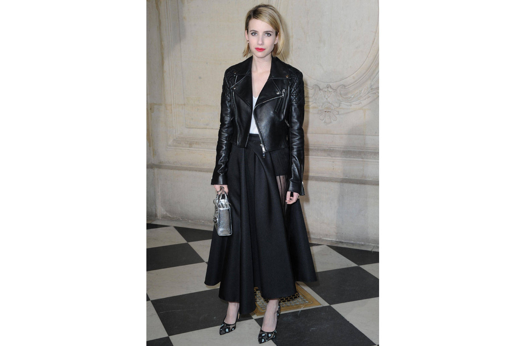 Emma Roberts, All Over Press