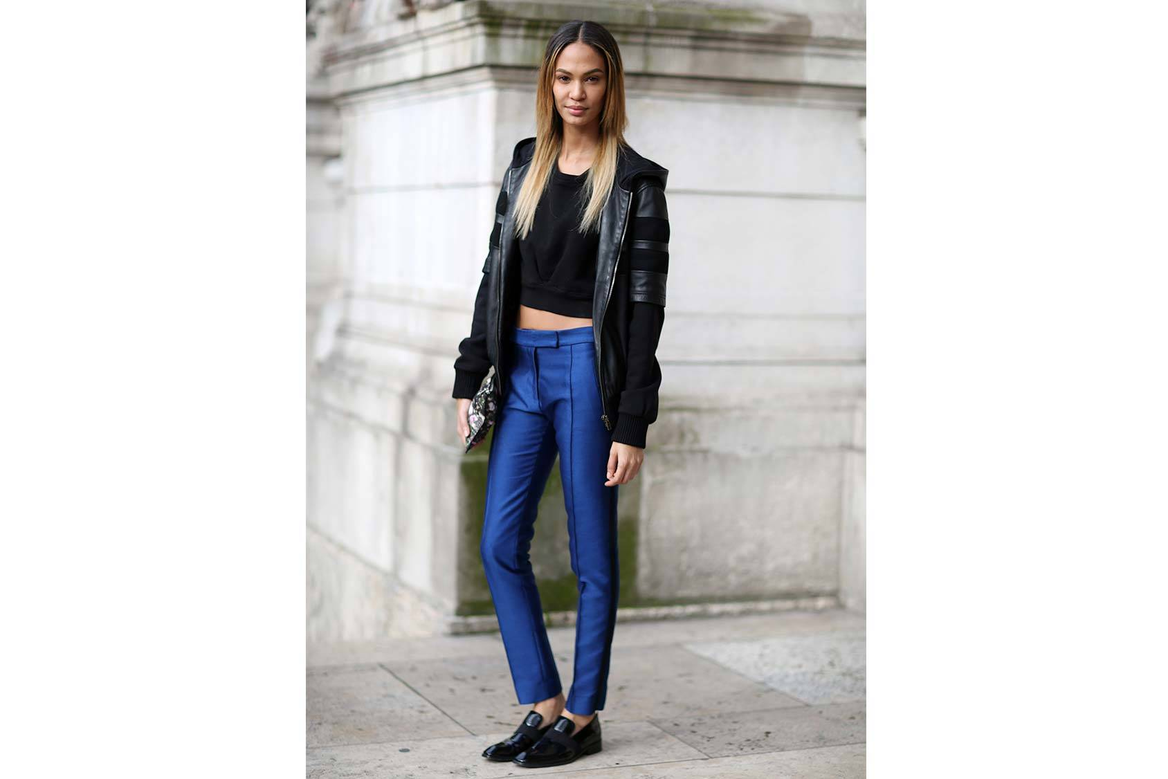 Joan Smalls, All Over Press