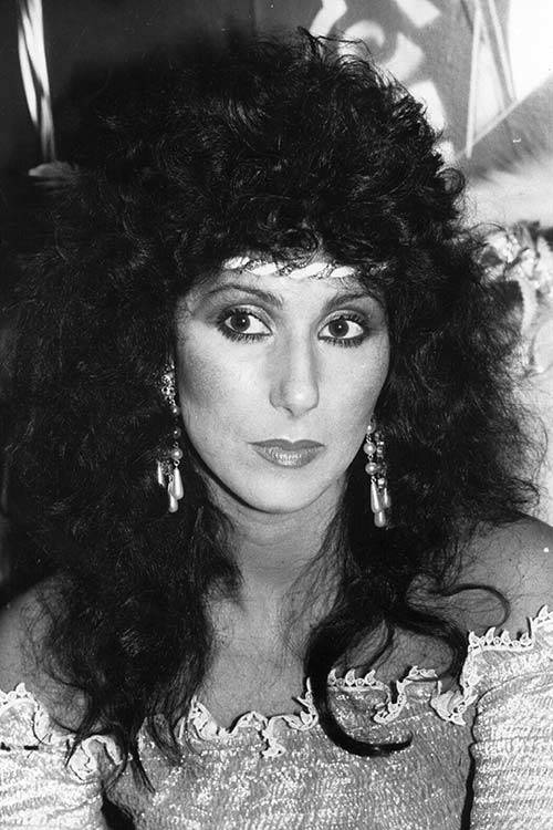 Cher has been a big hair inspiration, Getty Images.