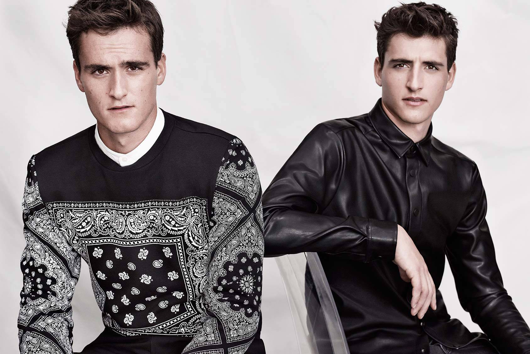H&M recently signed a long-tern partnership with show jumping twins Nicola and Olivier Philippaerts. H&M Life asked the brothers about the future and the competition.