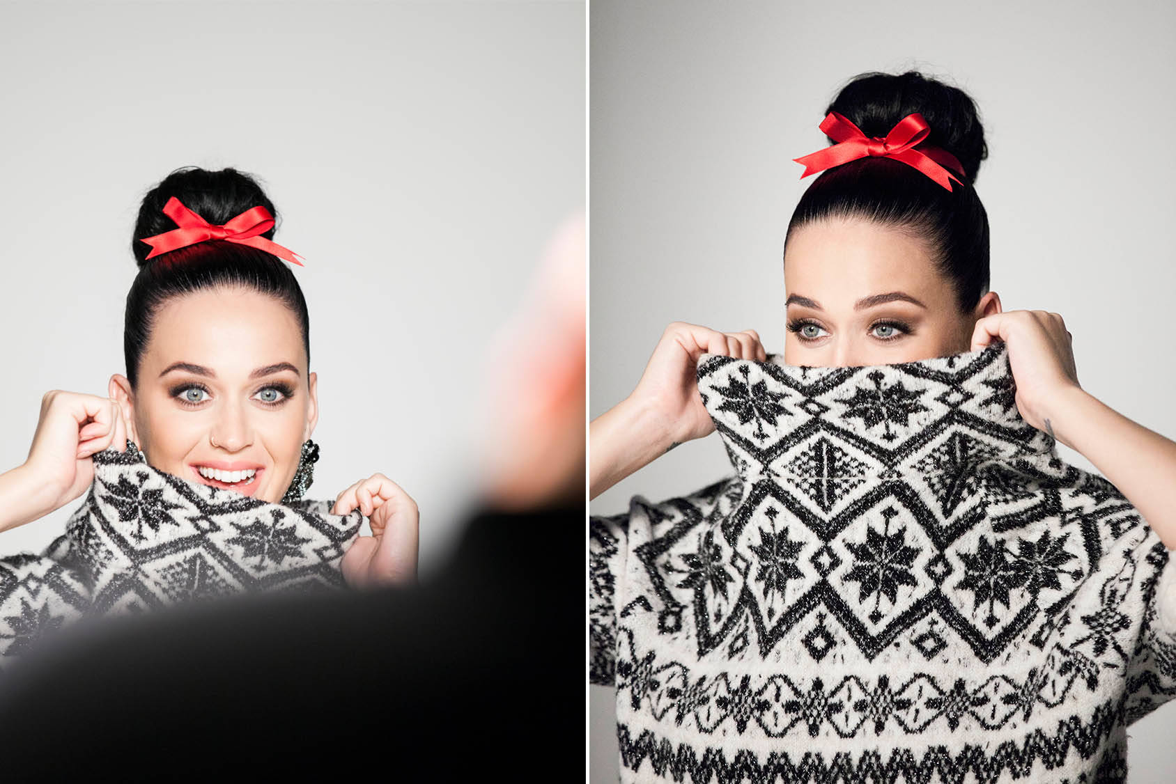 KATY PERRY IS THE STAR OF H&M HOLIDAY 2015